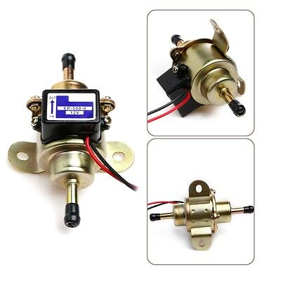 12V Universal Low Pressure Gas Diesel Electric Fuel Pump Replace EP-500-0