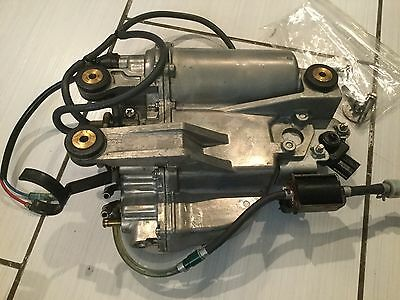 2002 Yamaha 150Hp Float Chamber Body & Cover 66K-14980-00-00  68F-14182-01-00