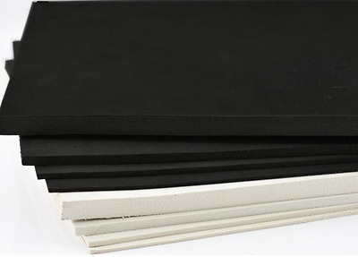 5pc Cosplay White or Black 5mm EVA Foam, 50x35cm, DIY Halloween Costumes or Prop