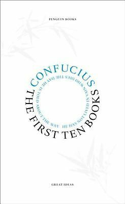 The First Ten Books by Confucius (English) Paperback Book