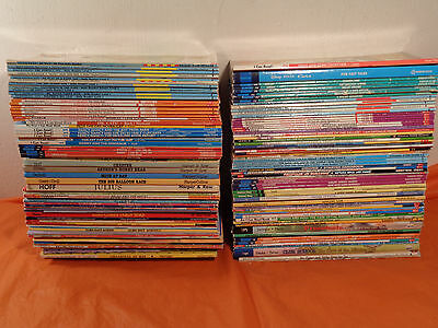 Lot of 138 Level Readers K-4, Step Into Reading, I Can Read, An I Can Read, G-VG