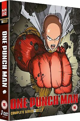 One Punch Man: Complete Series (Box Set) [DVD]