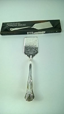 Silver Plated Lasagna Server