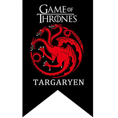 Game Of Thrones2 House Welcome Garden Patio Decor Flag Poster Banner Toy