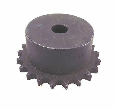 "Martin 06B21 Sprocket 3/8"" Pitch x 21 Tooth x 1/2"" Bore Free Shipping"