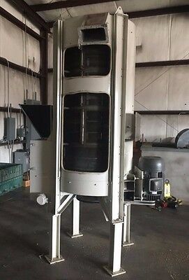 Gala Spin Dryer Model 303Bf - Completely Rebuilt.  Plastic Recycling Machinery.