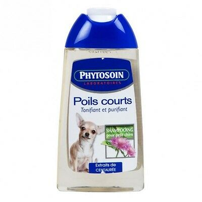 PHYTOSOIN shampooing poils courts petits chiens