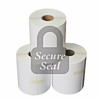 "1-80 Rolls 4x6 Direct Thermal Labels 250/Roll for Zebra 2844 Printers 4"" x 6"""