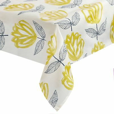 Home Collection Multi-Coloured Floral Print Tablecloth From Debenhams