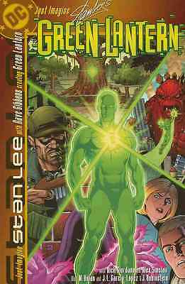 Just Imagine Stan Lee With Dave Gibbons Creating Green Lantern (2001) #1 VF/NM