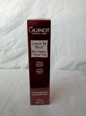 guinot serum longue vie buste bust firmimg anti age youth care 50 ml