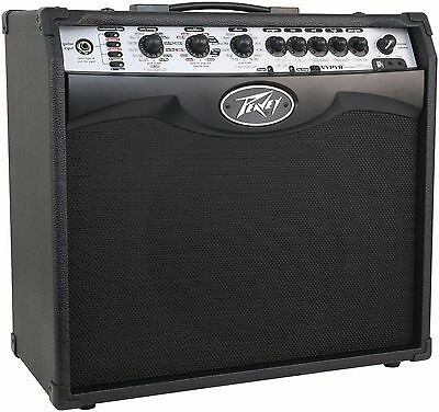 New Peavey Vypyr® VIP 2 40 Watt Guitar Bass Acoustic Modeling Combo Amplifier