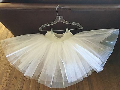 Adult White Plater Tutu Seven Layers