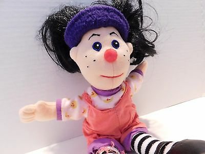 The Big Comfy Couch Loonette Plush Stuffed Doll 1997 Vintage