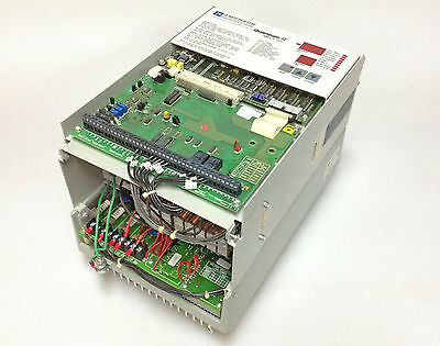 Emerson Quantum II Digital DC Drive 9500-8502 10/20HP Variable Speed