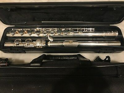 Yamaha yfl 221 student flute excellent condition aud for Yamaha yfl 221 student flute