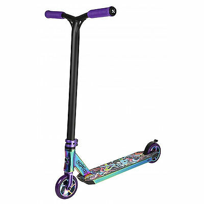 Sacrifice Flyte 100 Neo Chrome/Purple/Graffiti