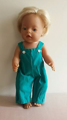 Vintage 1990 Max Zapf West Germany Blonde Haired Doll