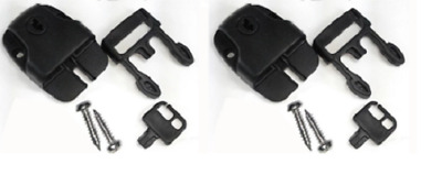 Hot Tub Spa Cover Latch Repair Kit, Lockable Safety Buckle Latch Pool Spa Lock