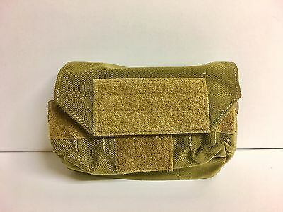 New Eagle Industries 24 Round Shotgun Ammo Pouch Coyote Brown USMC MOLLE FSBE