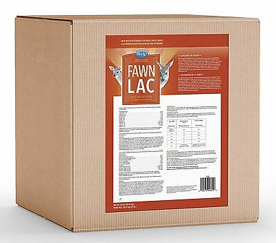 Fawn-Lac Milk Replacer, 45lb