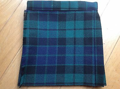 NEW Mackay modern baby wool tartan kilt age 12-24 months boy or girl SALE