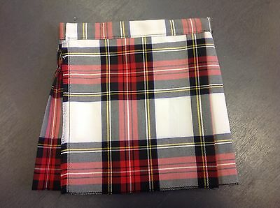 NEW Dress Stewart baby tartan kilt age 12-24 months boy or girl SALE