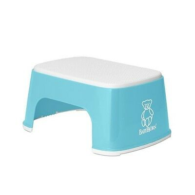 BABYBJORN Marchepied turquoise