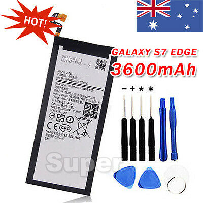 3600mAh Internal Replacement Battery for Samsung Galaxy S7 Edge Genuine Capacity