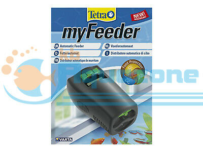 Tetra myFeeder (Automatic Fish Feeder Holiday Fish Food Machine Fish Feeder).