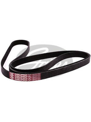 Gates Micro-V Ribbed Belt (6PK2100)