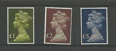 GB 1977  High Values   umm / mnh