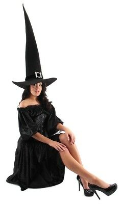 3' Giant Witch Hat Costume Accessory Adult One Size