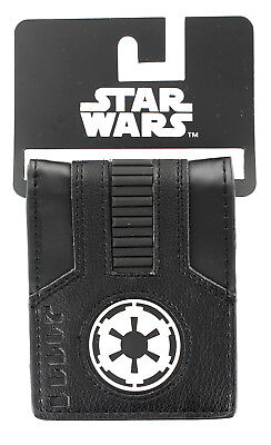 Star Wars Galactic Empire Black Bi-fold Wallet