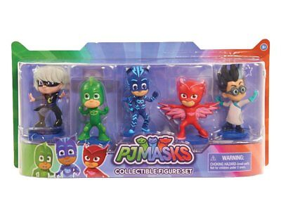 PJ Masks Collectible Figure Set of 5