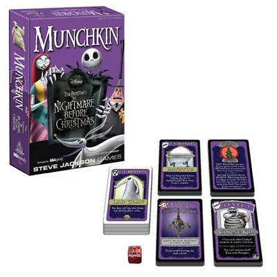 The Nightmare Before Christmas Munchkin
