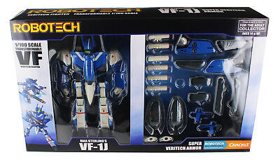 Robotech 1/100 VF-1J Super Veritech Action Figure: Max Sterling