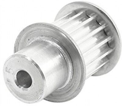 21mm Belt Width 5mm Pitch 6mm Bore 15T Synchronous Timing Pulley