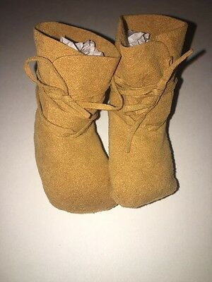 American Girl Doll Kaya's Moccassins / shoes  from 1st Version  Meet Outfit
