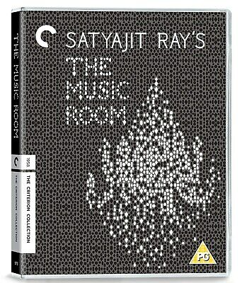 The Music Room - The Criterion Collection (Restored) [Blu-ray]