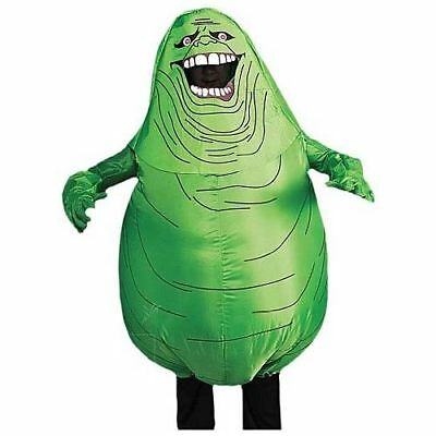 Ghostbusters Inflatable Slimer Costume Adult One Size Fits Most