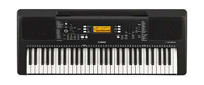 Yamaha PSR-E363 61-Key Portable Digital Keyboard  BRAND NEW. FULL WARRANTY