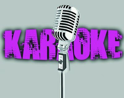 KARAOKE 6000+ SONGS PLAYLIST ALL IN CD+G FORMAT A-Z 16 DVD collection.