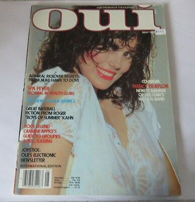 1982 OUI Men's Magazine - May Issue
