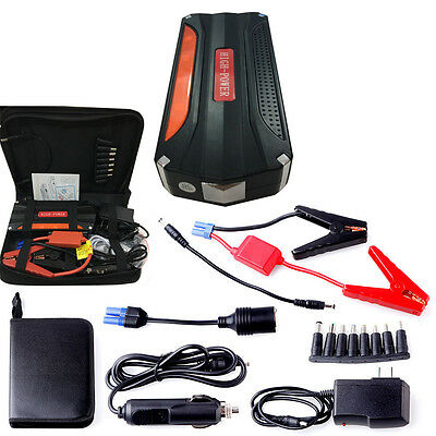 80000mAh Portable Car Jump Starter Pack Booster Battery Charger Power Bank NEW !