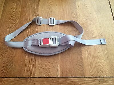 Bebe Confort Windoo Carrycot **HARNESS LOCK** in GREY ref 1a