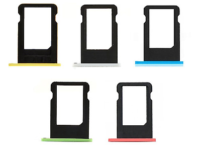 SIM Card Tray Slot Holder Replacement  for iPhone 5C