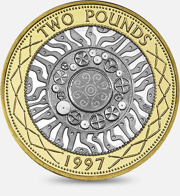 Ssg £2 Coins - Standing On The Shoulders Of Giants - All Years
