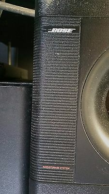 BOSE FreeSpace 3 Business Music System Acoustimass Module Subwoofer  100W