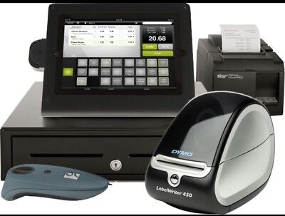 Shopkeep Pos System With Cash Drawer